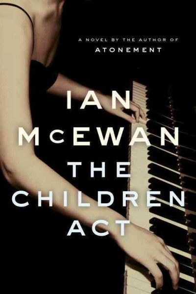 Cover: The Children Act by Ian Mcewan