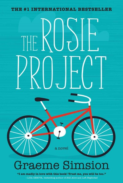 Cover: The Rosie Project
