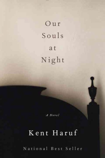 Cover: our souls at night