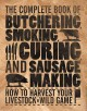 Go to record The complete book of butchering, smoking, curing, and saus...