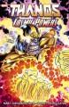 Go to record Thanos. Cosmic powers