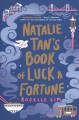 Go to record Natalie Tan's book of luck and fortune