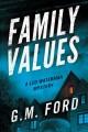 Go to record Family values : a Leo Waterman mystery